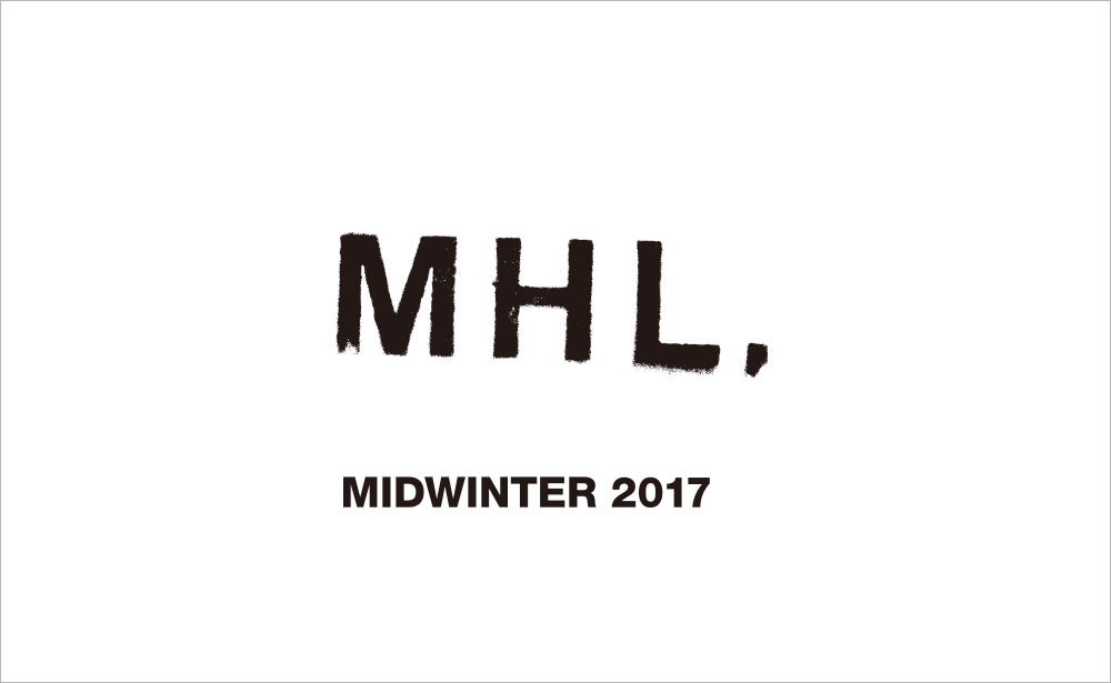 MARGARET HOWELL MIDWINTER 2017