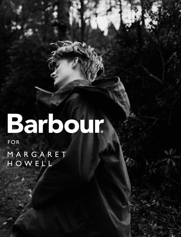 BARBOUR FOR MARGARET HOWELL