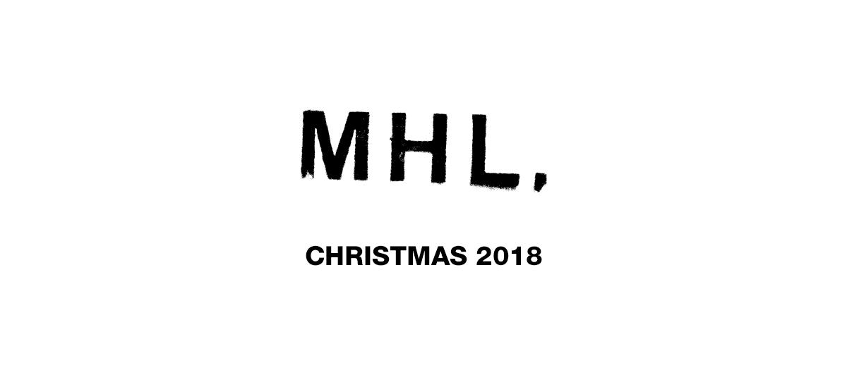 MHL CHRISTMAS 2018